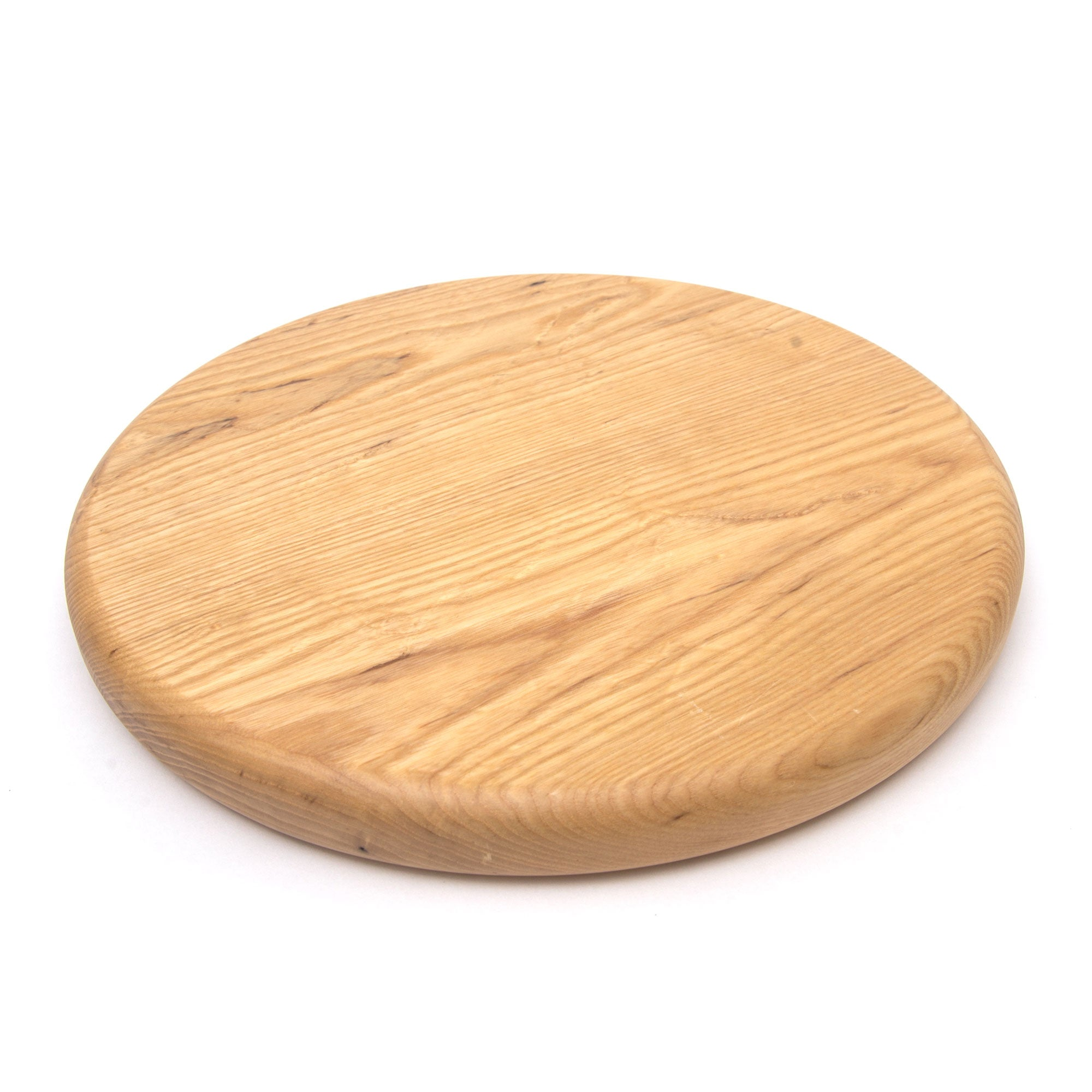 Solid Oak Stool Top