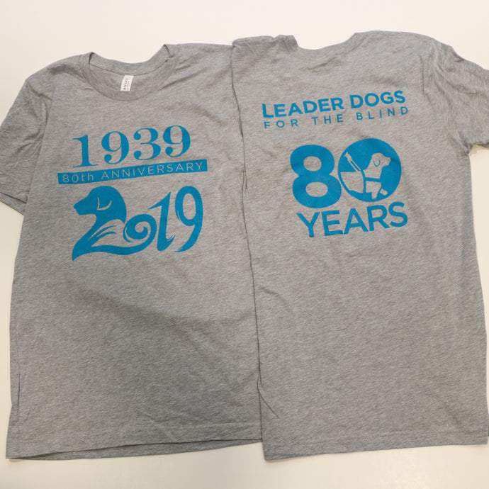 T-Shirt Anniversary Grey