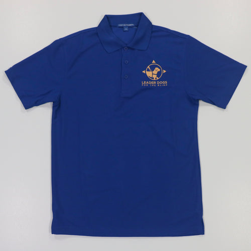 Men's Polo - New Logo
