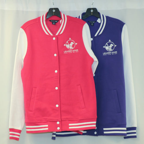Ladies Letterman Jacket