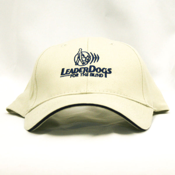 Baseball Hat with Leader Dog Logo