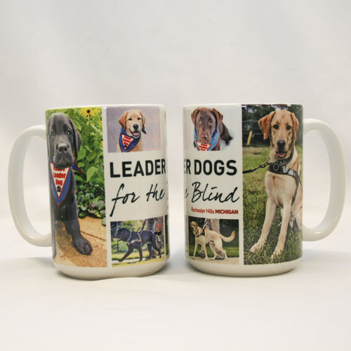 Ceramic Photo Mug - Labrador Retriever
