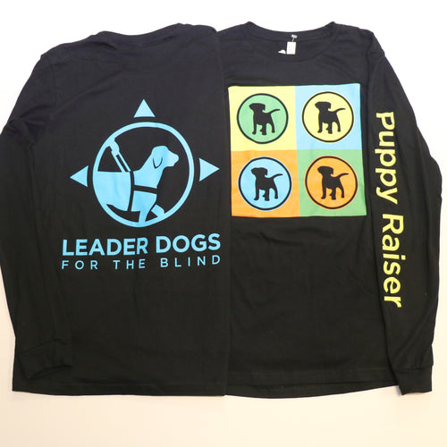 Long Sleeve T-Shirt Puppy Raiser