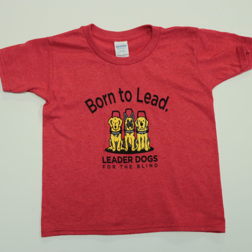 Child T-Shirt Born to Lead
