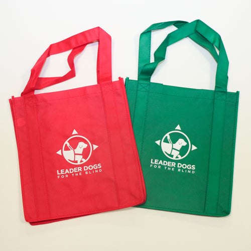 Tote Bag - Red / Green
