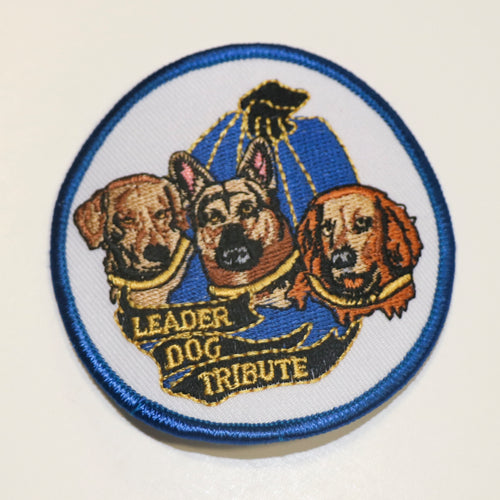 Leader Dog Patch