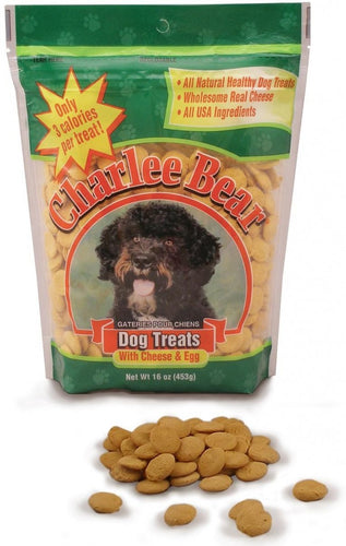 Charlee Bear Treats 6 oz
