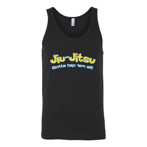 Gonna Tap 'Em All Unisex Tank Top