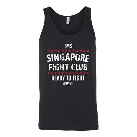 Singapore Fight Club Unisex Tank Top