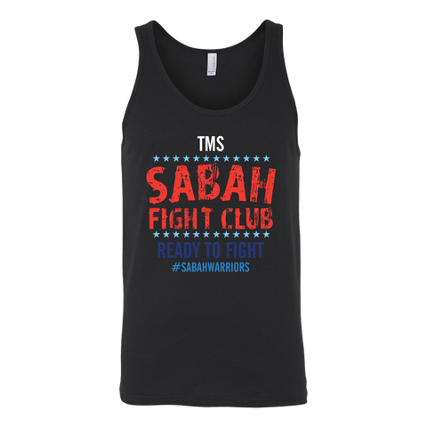 Sabah Fight Club Unisex Tank Top