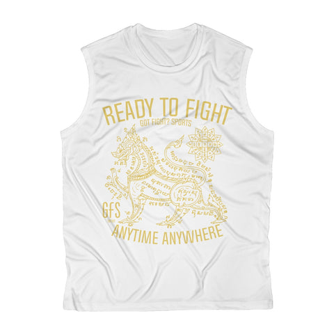 Got Fight? RTF Singha Yant Tank Top