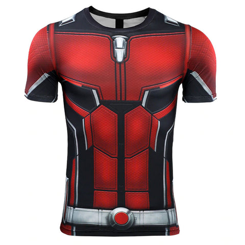Ant-Man Compression Top (Short Sleeves)