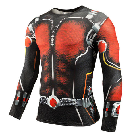 Ant-Man Compression Top (Long Sleeves)