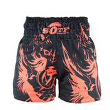 Boxing Wolf Muay Thai Shorts