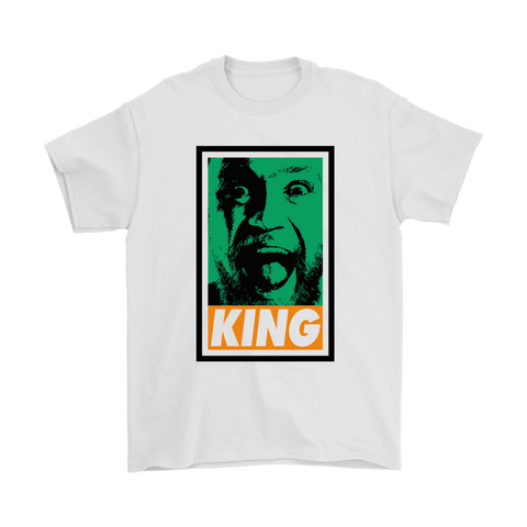 Conor McGregor KING Tee