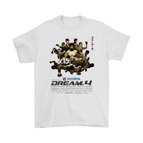 DREAM 4 Tribute Tee