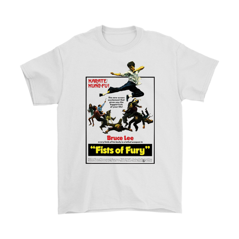 Fists of Fury Tee