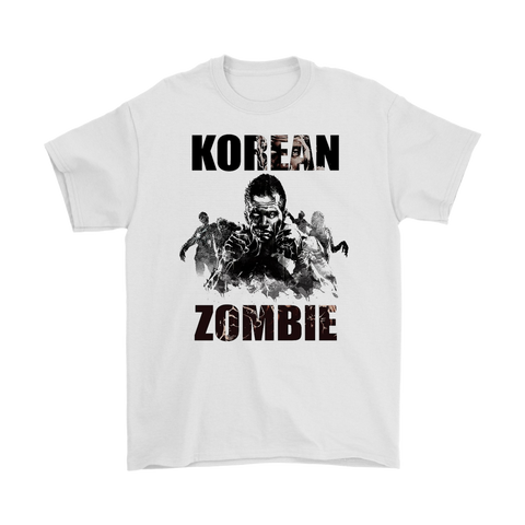 Korean Zombie Day of the Dead Tee