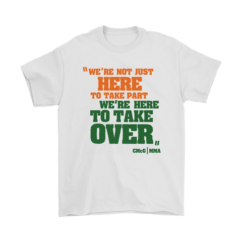 Conor McGregor Takeover Tee