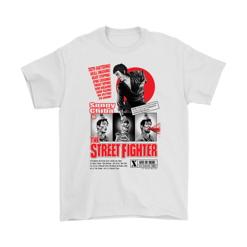 The Street Fighter Tee