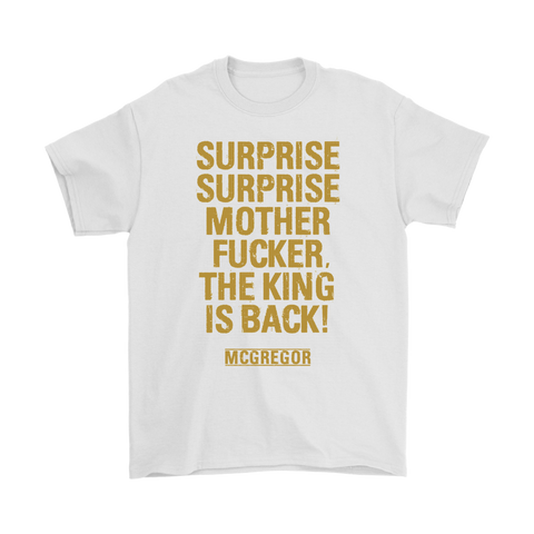 Conor McGregor Surprise Tee