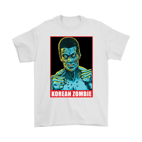 Korean Zombie Portrait Tee