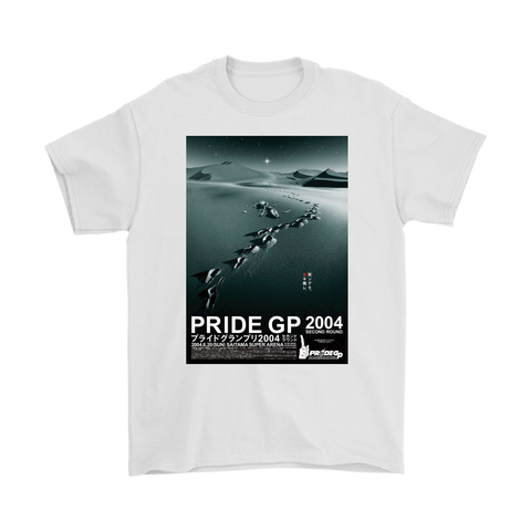 Pride GP 2004 Second Round Tribute Tee