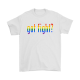 Got Fight? Pride Tee