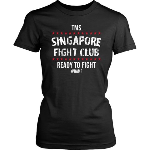 Singapore Fight Club Ladies Tee