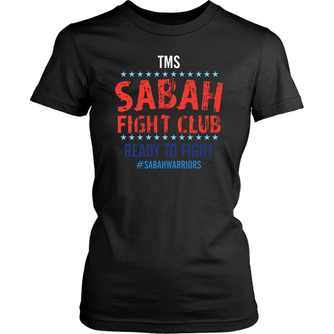 Sabah Fight Club Ladies Tee