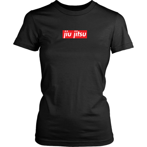 Jiu-Jitsu Supreme Ladies Tee
