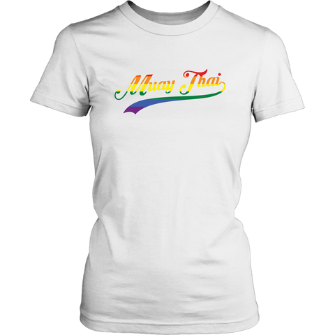 Muay Thai Pride Ladies Tee