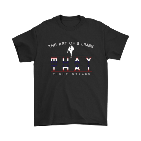 Fight Styles - Muay Thai Tee