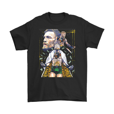 Conor McGregor King Money Tee