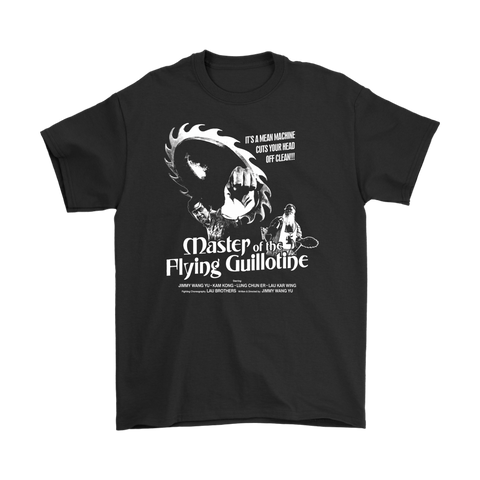 Master of The Flying Guillotine Tee