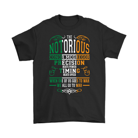 Conor McGregor Precision Tee
