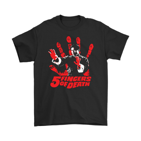Five Fingers of Death Tee