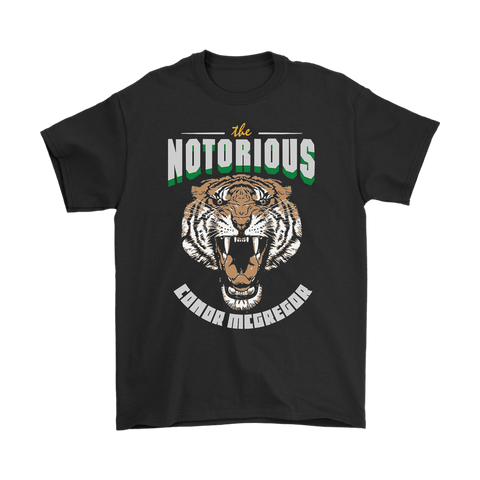 Conor McGregor Tiger Tee