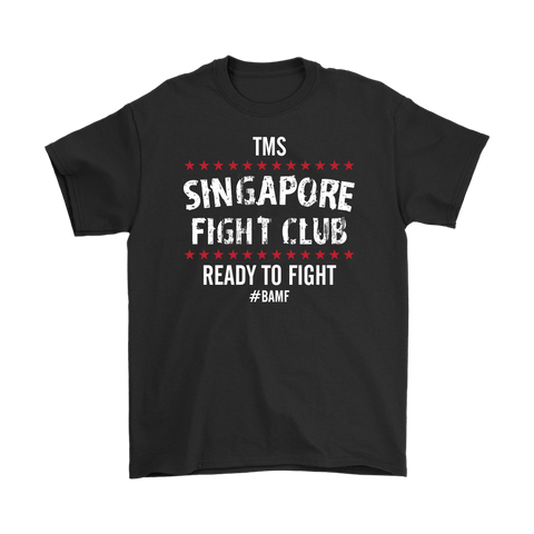 Singapore Fight Club Tee