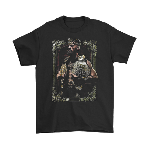 Conor McGregor King's Portrait Tee
