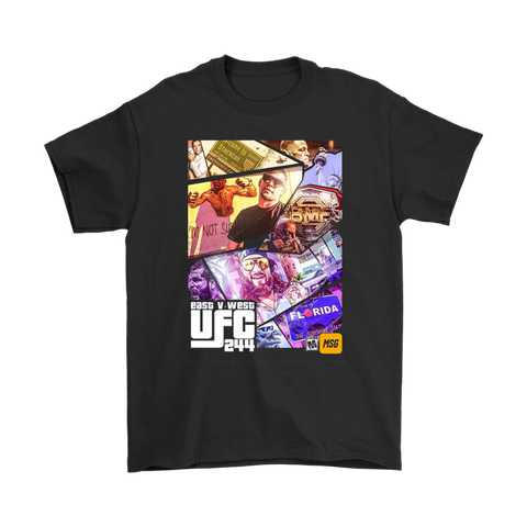 East vs West - Diaz vs Masvidal Tee