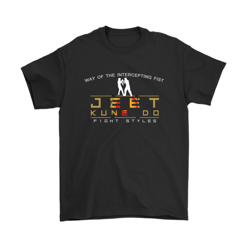 Fight Styles - Jeet Kune Do Tee