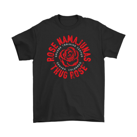 Rose Namajunas x Grudge Training Center Tee