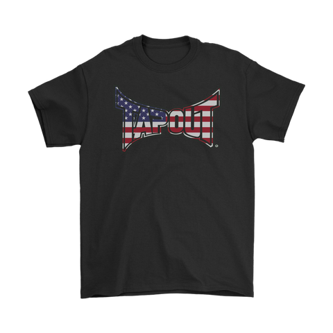 TapouT USA Tribute Tee