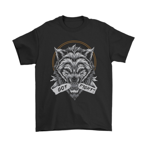Got Fight? Wolfpack Tee