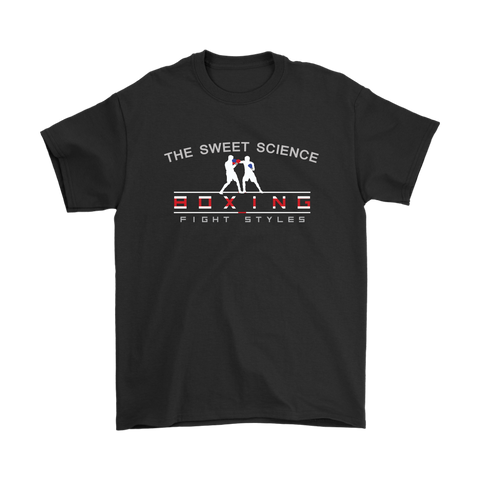 Fight Styles - Boxing Tee