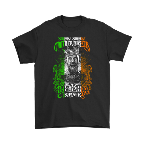 Conor McGregor Surprise Surprise Tee