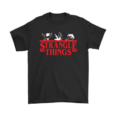 Strangle Things Tee