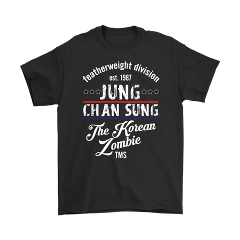 Chan Jung Sung Division Tee