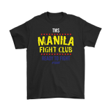 Manila Fight Club Tee